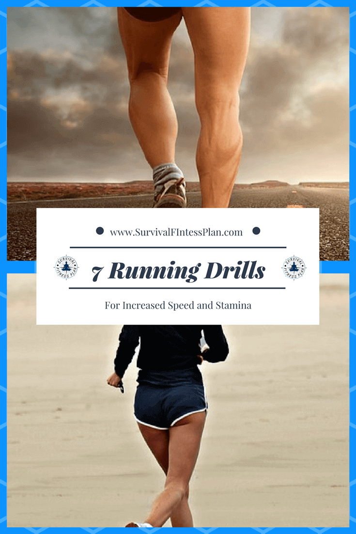 Pin 2, 7 Running Workouts to Increase Speed and Endurance, Survival Fitness Plan Parkour Training
