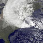 Hurricane Sandy Photo Credit: NASA GOES Project