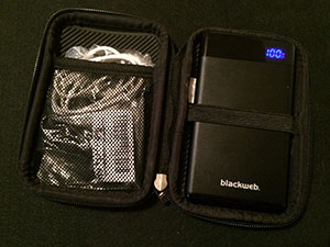 Blackweb Lithium Ion battery