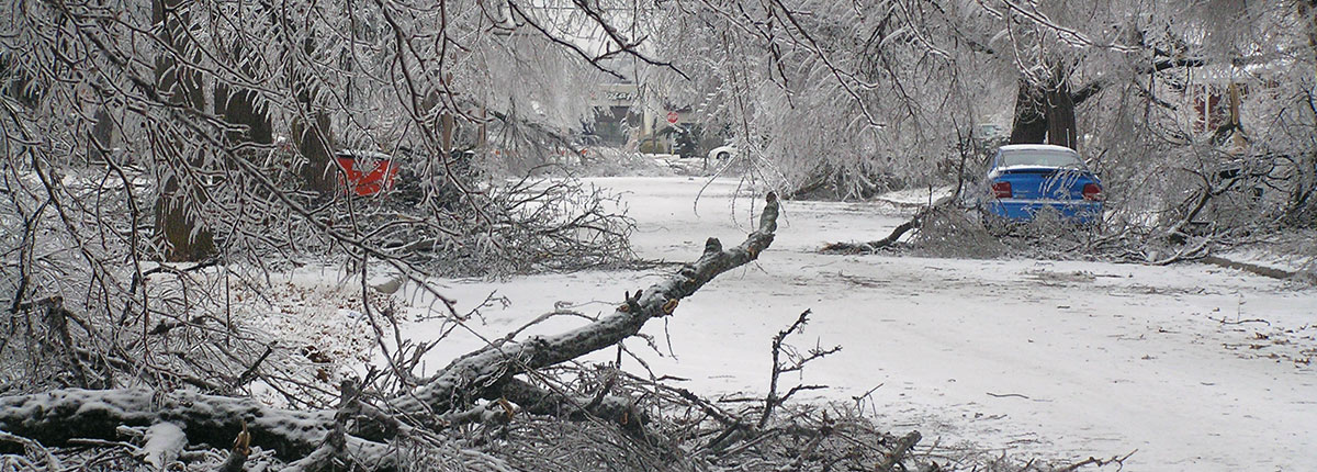 2005 Wichita Ice Storm