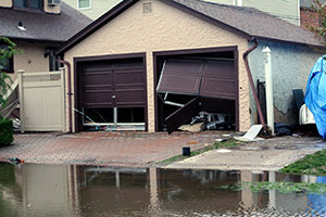 after flood