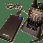 recharging baofeng