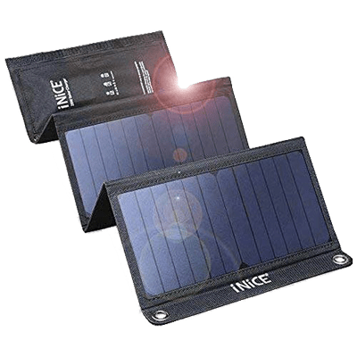 iNiCE 28W Solar Battery Charger