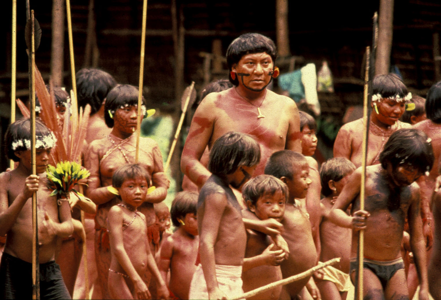 As Jared Diamond's Representation Of The Png'ers Some Anthropologists  Would Believe That Chagnon Is As Trustworthy As Diamond's New Yorker  Article