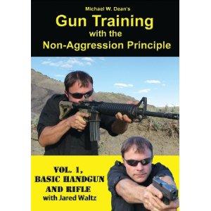 Gun Training with the non-aggression principle:Vol 1