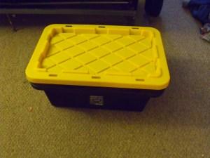 The Box Battery Backup