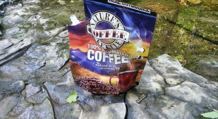 Nature's 100-Percent Colombian Coffee Kettle