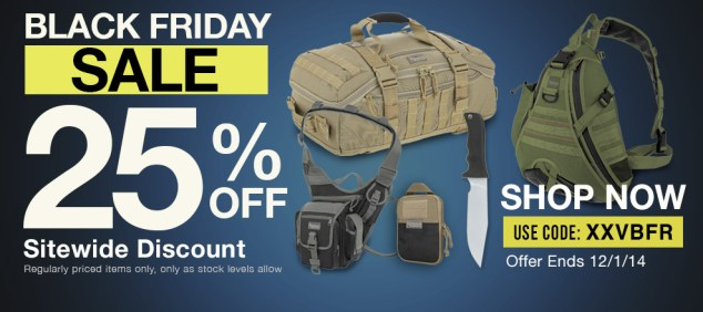 Maxpedition cyber monday deals