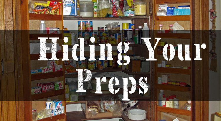 How To Hide Your Preps And Use Space Better | episode 141