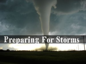 How To Prepare For Storm Season | episode 145