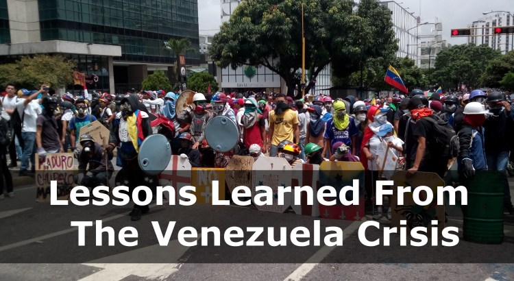 Lessons Learned From The Venezuela Crisis | episode 158