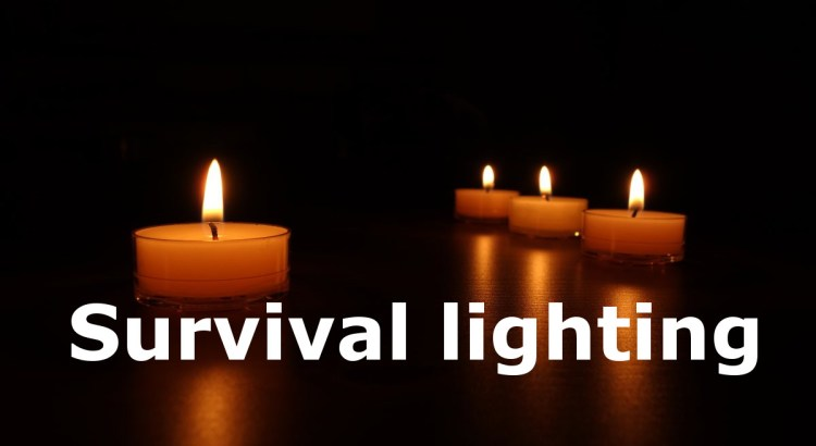 Survival Lighting An Illuminating Podcast | episode 157