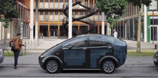 Sono Motors – Crowding funded and Solar Powered