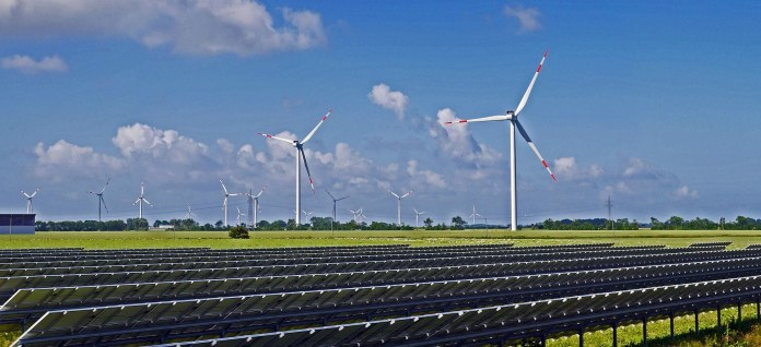 Are Third World Countries Investing more in Renewable Energy?