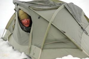 Survival Ausrüstung Zelt