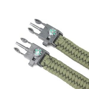 überleben armband survival paracord