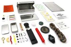 survival kit dose klein überleben set ausrüstung
