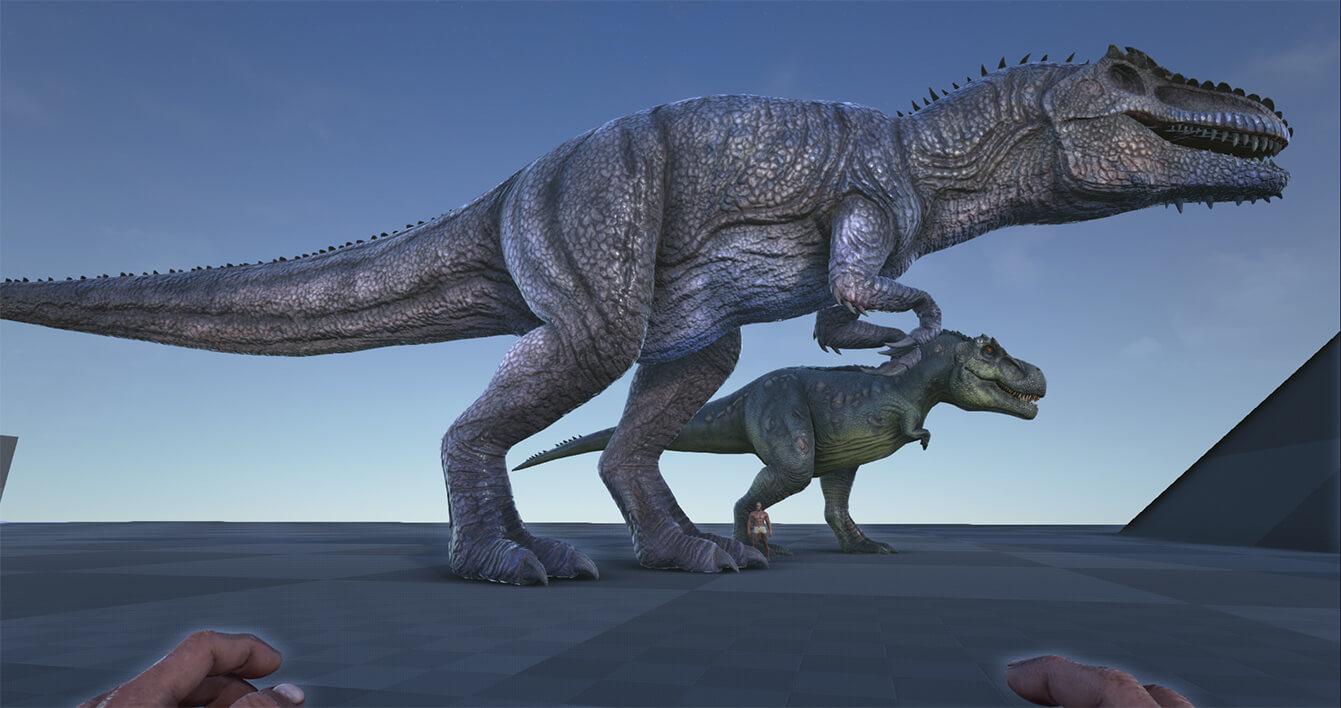 Giganotosaurus Ark
