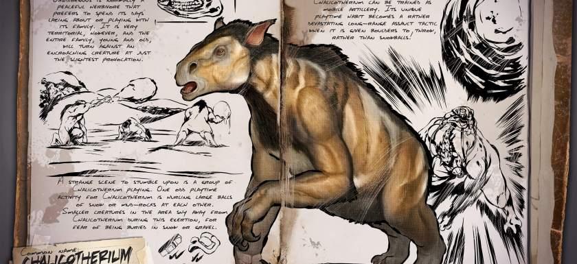 Chalicotherium_Dossier