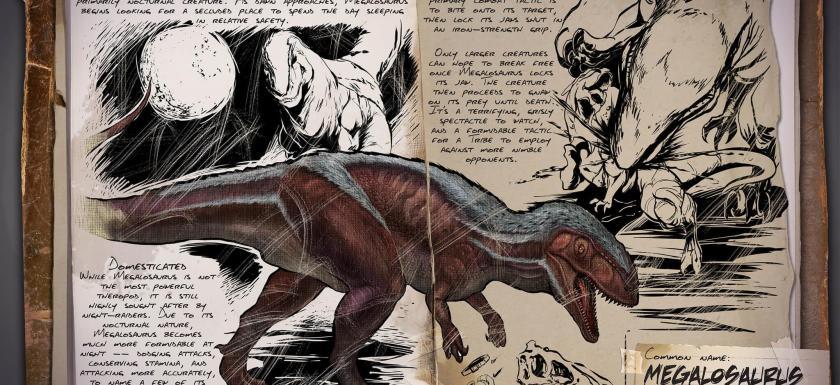 Megalosaurus_Dossier