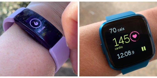Fitbit Versa Lite vs Fitbit Inspire HR