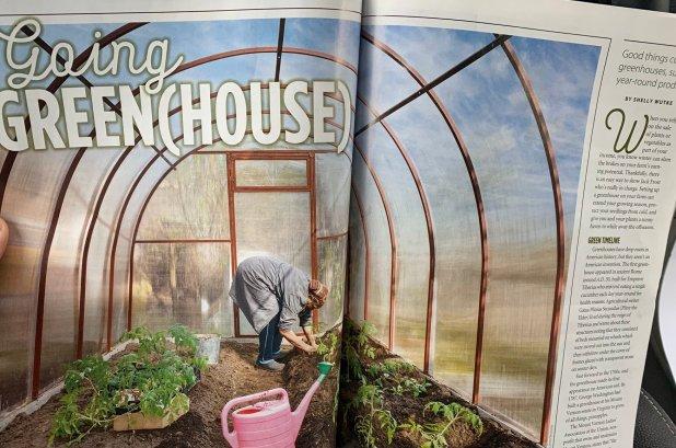 Shelly Wutke hobby farms magazine