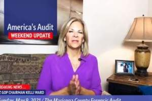 AZ GOP Chair Dr. Kelli Ward: Forensic Audit Should Be Finished by End of June — Hints That There are Numerous Duplicated Ballots Without Originals (VIDEO)