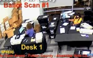 Sidney Powell Weighs in on Georgia Audit: 145,000 Absentee Ballots, 106,000 Adjudicated Ballots, Video of Multiple Scannings of Same Ballots and Nine Witnesses of Suspected Fake Ballots!