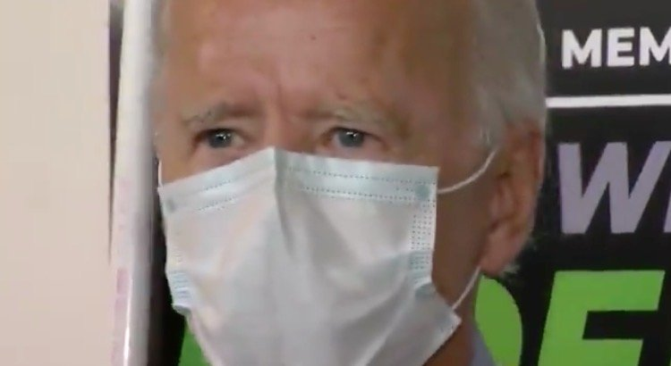 WAYNE ROOT: The Great Biden Mask Scam of 2021: The Real Reason Biden Allowed Us to Dump Our Masks