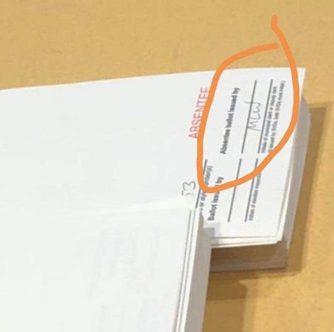 EXCLUSIVE: Wisconsin Republican Legislative Members' Actions Show They Believe the 143,000 Biden Ballots Dropped at 3am on Nov 4 Are Fine