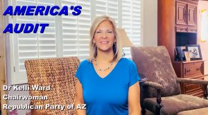 """ARIZONA AUDIT UPDATE – Dr. Kelli Ward: June 26th – More Leftist Lies DEBUNKED on """"Montana Counting"""" and National Guard at the Scene (VIDEO)"""