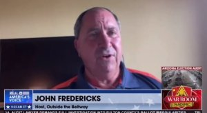 Radio Host John Fredericks: Raffensperger's Office Tried to Intimidate Election Witness to Recant Her Statement on Alleged Fraudulent Ballots (VIDEO)