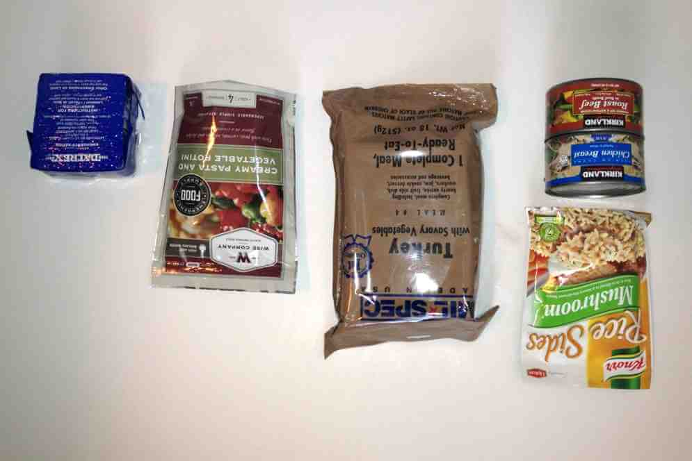 Best-Freeze-Dried-Survival-Food & Long-Term Food Storage Ideas - SurviveUK
