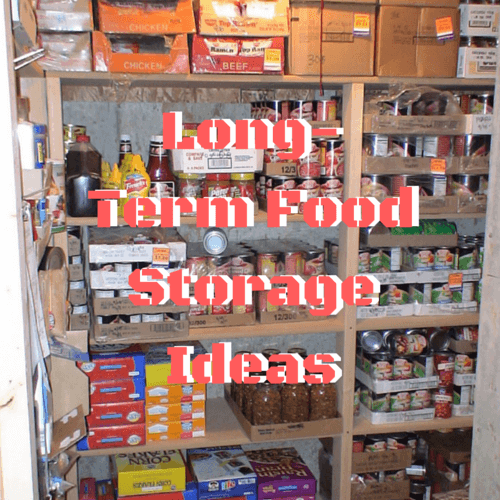 & Long-Term Food Storage Ideas - SurviveUK