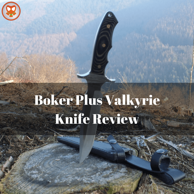 Boker Plus Valkyrie Knife Review