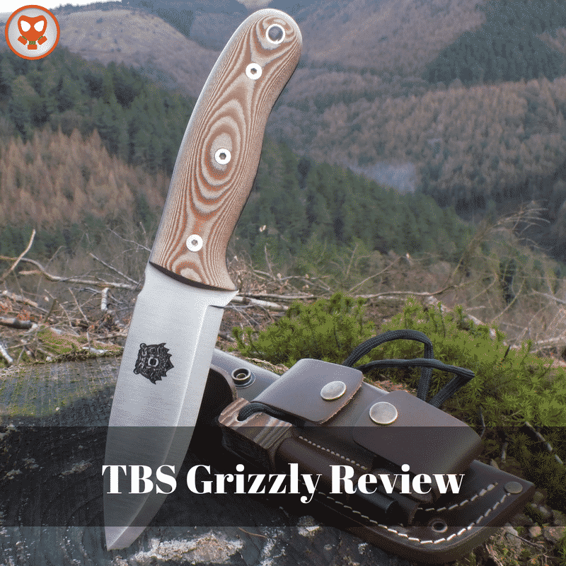 TBS Grizzly Review