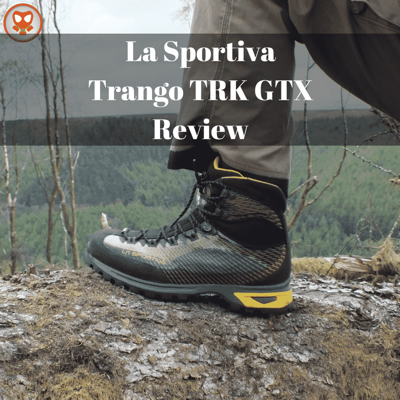 La Sportiva Trango Review