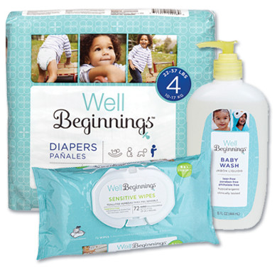 Walgreens Well Beginnings Baby Products Review