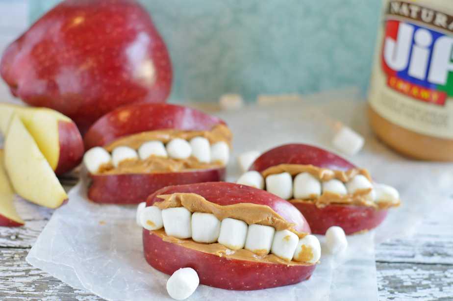 Kid S Fun Teeth Amp Mouth Snack