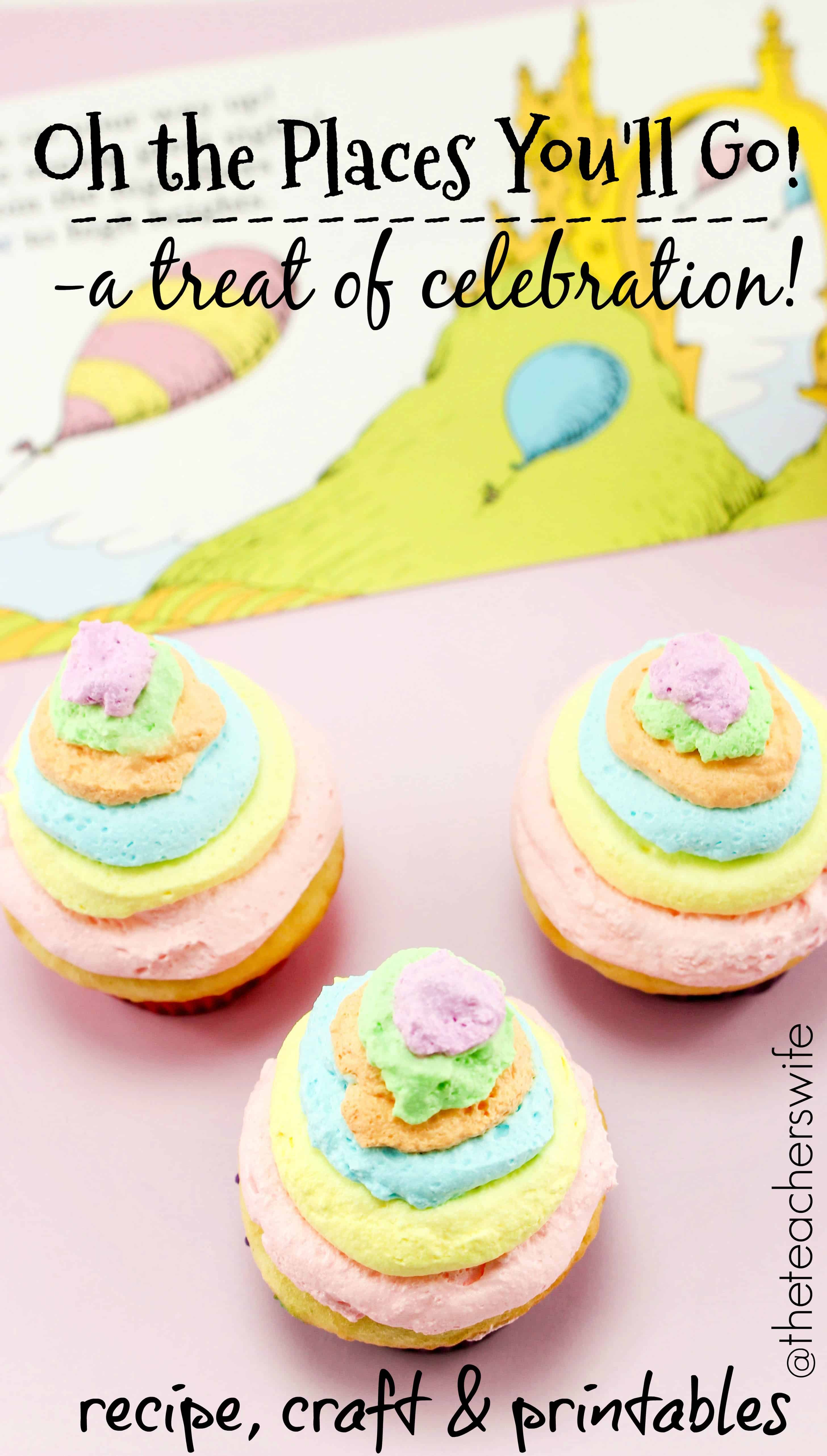 Dr Seuss Oh The Places You Ll Go Craft For Kids