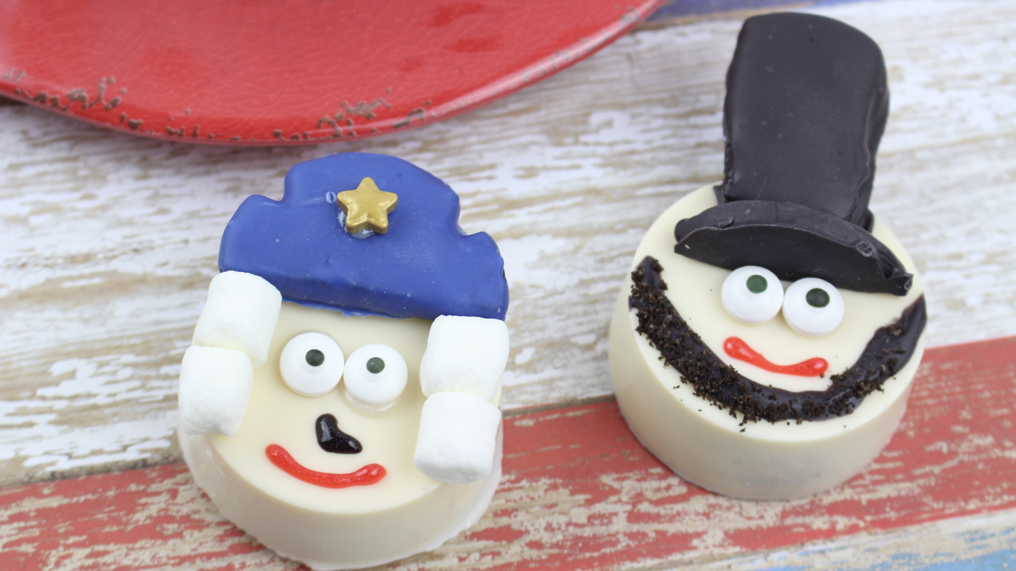 President S Day Cookies For Kids