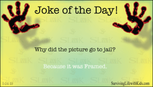 Why did the picture go to jail?