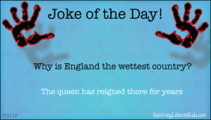 Why is England The Wettest Country?