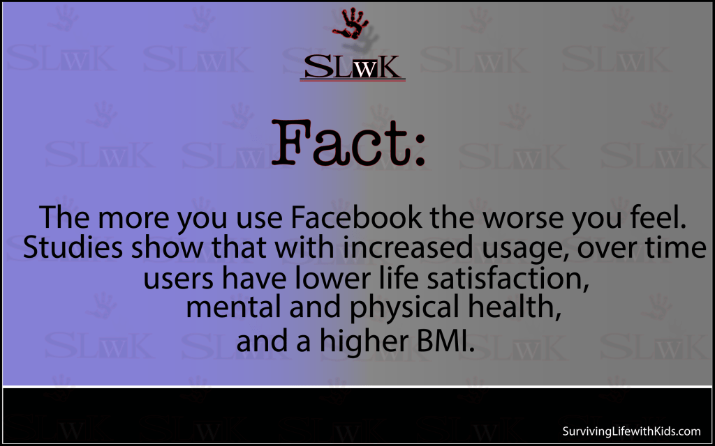 The more you use Facebook the worse you feel