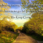 healing from abuse is trial and error