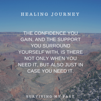support-and-validation-is-there-when-you-need-it-and-just-in-case-surviving-my-past-survivor-quote Walking the fine line of breakdown vs breakthrough in healing.