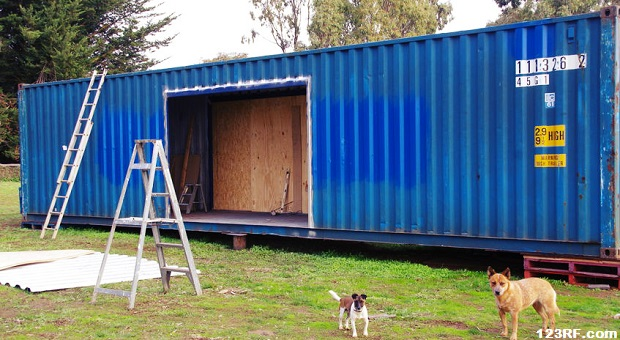 Steel Containers Homes steel shipping container homes archives - the survival place blog