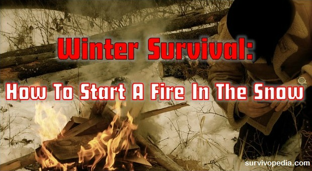 survivopedia-winter-survival-how-to-start-a-fire-in-the-snow