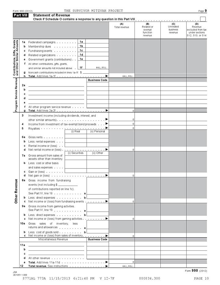 SMP - Federal Tax Return 2012_000009