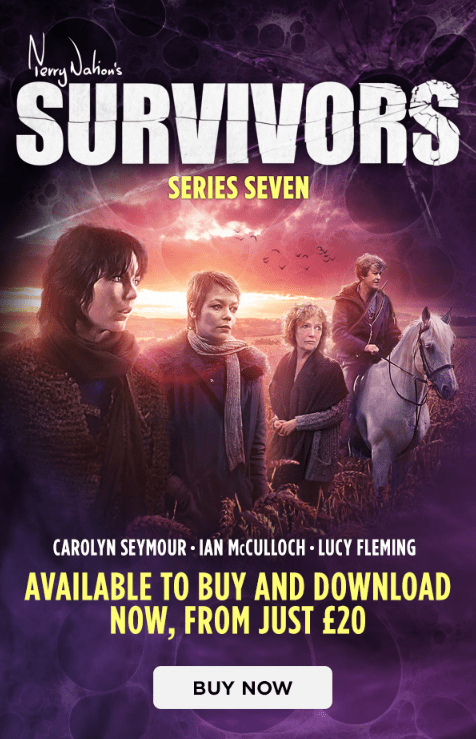 Big Finish - Survivors - series seven - to buy